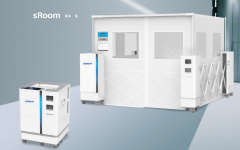 ICARELIFE sROOM Portable Isolation Room