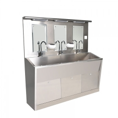 Stainless Steel Scrub Sink